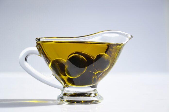 Huile d'olive pour bronzer